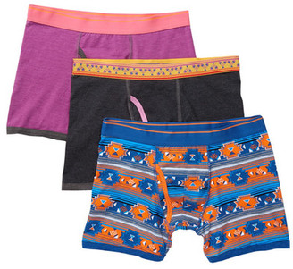 Bottoms Out Basic Boxer Brief - Pack of 3 $34 thestylecure.com