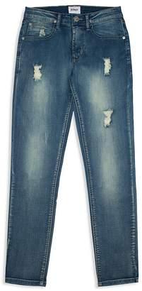 Hudson Boys' Jagger Slim Straight Jeans - Big Kid