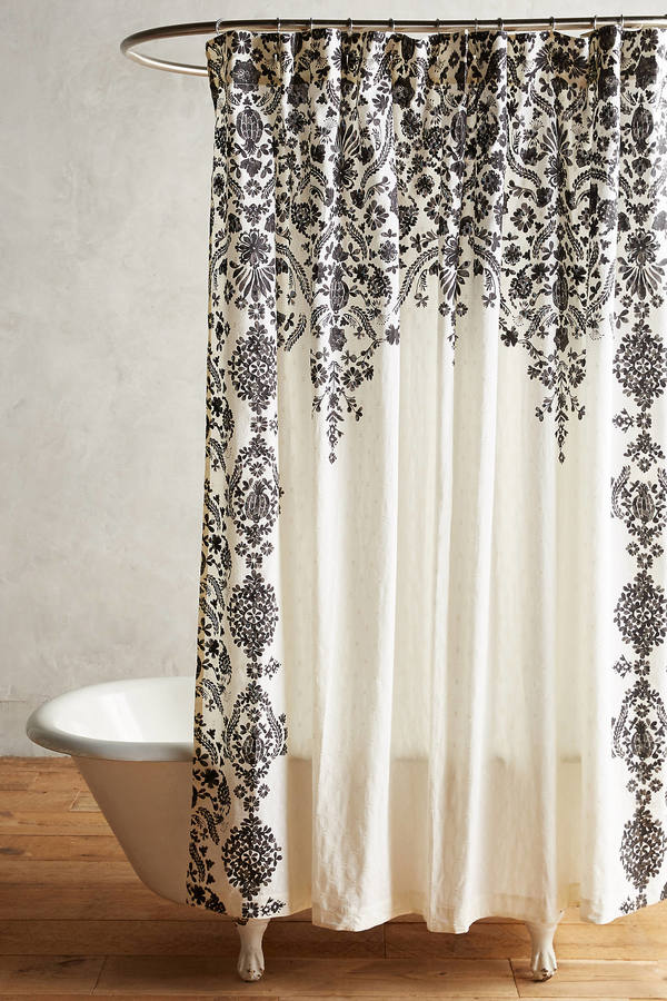 AnthropologieAnthropologie Oakbrook Shower Curtain