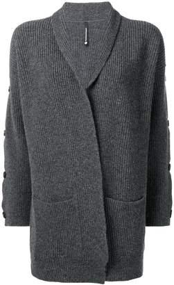 Pierantonio Gaspari Pierantoniogaspari buttoned sleeves cardigan