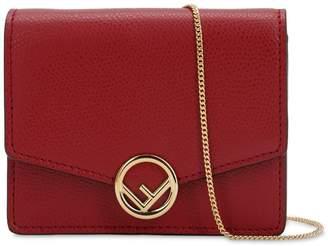 Fendi MICRO LEATHER CARD HOLDER BAG