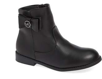 MICHAEL Michael Kors Emma Flow Faux Leather Bootie