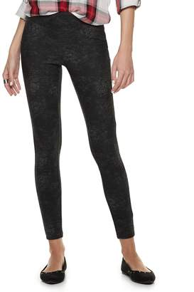 Rock & Republic Women's Brushed Leggings