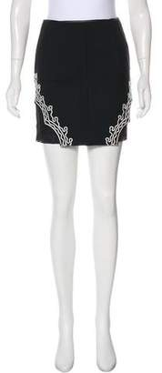 Toga Pulla Mini Pencil Skirt