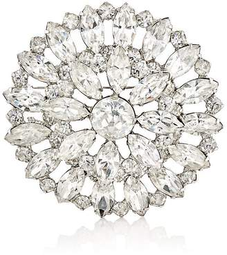Loren Stazia Women's Diamanté Brooch