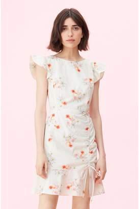 a201c1ac416 Rebecca Taylor La Vie Catrine Ruched Dress