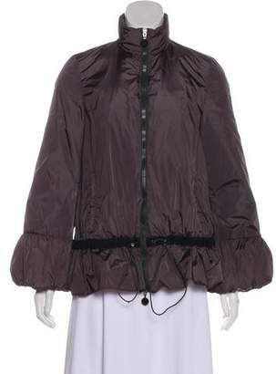 Moncler Lightweight Pleated Jacket