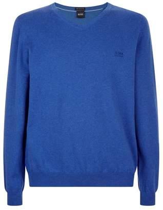 BOSS V-Neck Sweater