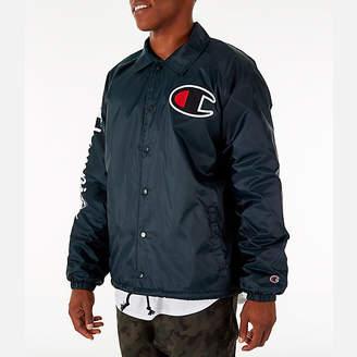 Champion Men's Sherpa Lined Jacket