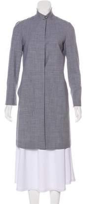 Brunello Cucinelli Virgin Wool-Blend Coat w/ Tags