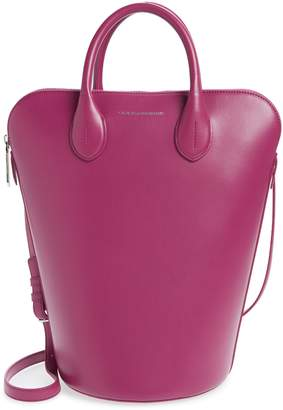 Calvin Klein Dalton Calfskin Bucket Bag