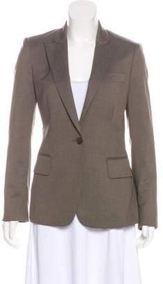 Stella McCartney Structured Wool Blazer