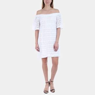 A.L.C. Ario Off-the-Shoulder Shift Dress