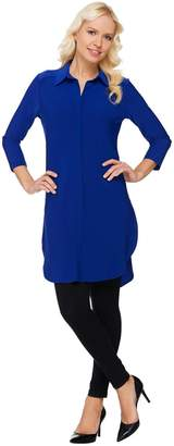 Women With Control Women with Control Tall Tunic and Pintuck Legging Set