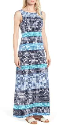 Tommy Bahama Mayan Maze Maxi Dress