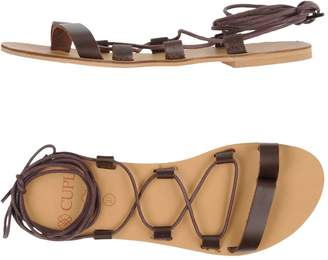 Cuplé Toe strap sandals - Item 11200226PD
