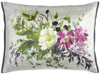Designers Guild Aubriet Floral Pillow