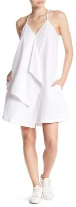 Brochu Walker Workman Handkerchief Placket Dress