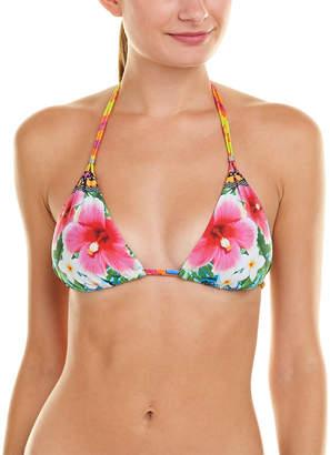 Nanette Lepore Playa Nayarit Vixen Bikini Top