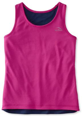 L.L. Bean L.L.Bean Girls' Reversible Active Performance Tank
