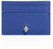 Alexander McQueen Alexander McQueen Leather Card Case