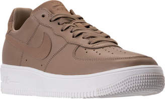 Nike Men's Force 1 Ultra Force Leather Casual Shoes