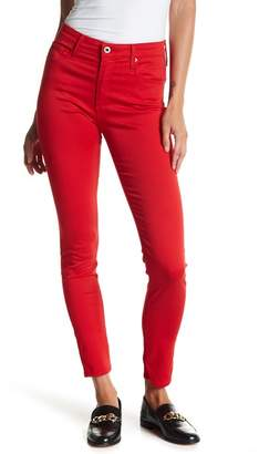 AG Jeans High Rise Ankle Skinny Jeans