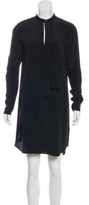 Robert Rodriguez Silk Knee-Length Dress w/ Tags