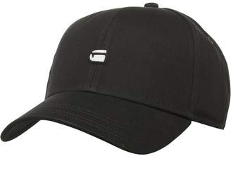 G Star G-STAR Mens Originals Baseball Cap Black