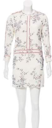 Antik Batik Embellished Mini Dress