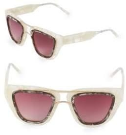 Sodapop IV 48MM Square Sunglasses