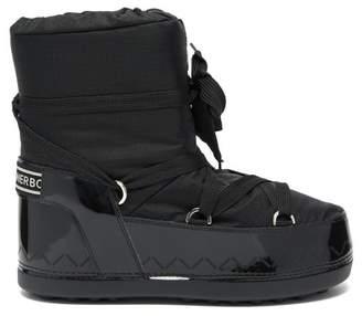 Bogner Trois Vallees 11 Apres Ski Boots - Womens - Black