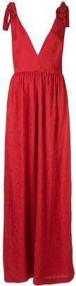 Rebecca Vallance Harlow bow-sleeves dress