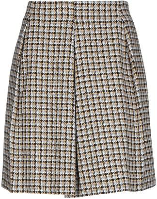 Mariella Rosati Knee length skirts - Item 35405659LI