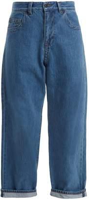 Craig Green Cut-out boyfriend jeans