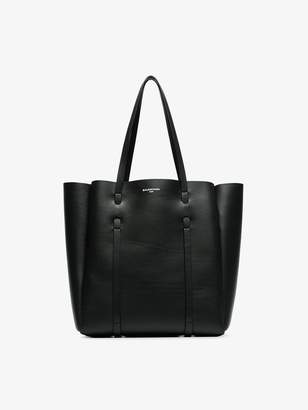 Balenciaga black Everyday small leather tote