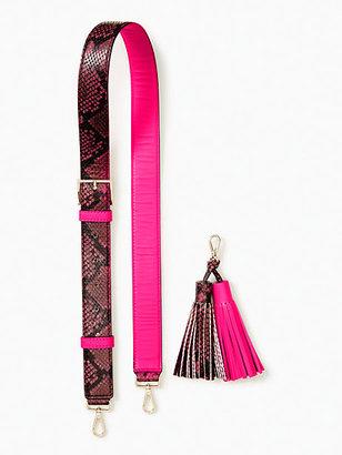 Kate Spade Mix it up strap tassel pack