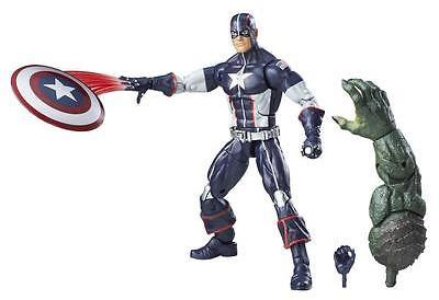 Cartoon Network Marvel 6-Inch Legends Series Secret War Captain America
