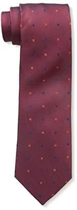 Saint Laurent Men's Squares Tie