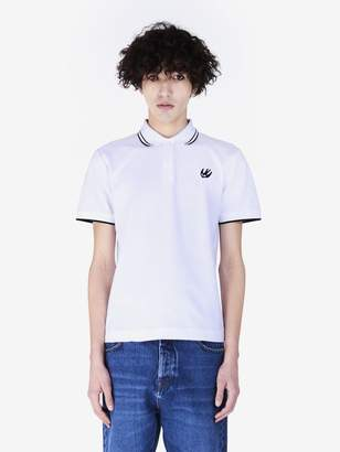 McQ Swallow Badge Polo Shirt