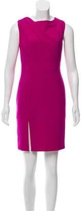 Blumarine Mini Sheath Dress