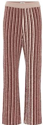 Acne Studios Jordiz striped trousers