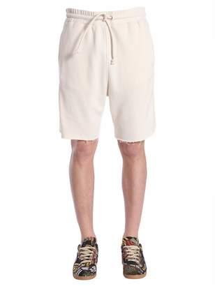 Maison Margiela Shorts With Elastic Waistband And Drawstring
