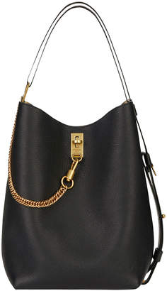 Givenchy Medium Leather GV Bucket Bag