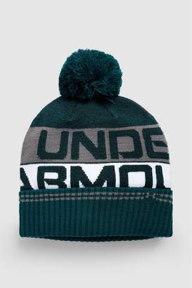 b44a22d8951 Next Mens Under Armour Retro Pom Beanie 2.0