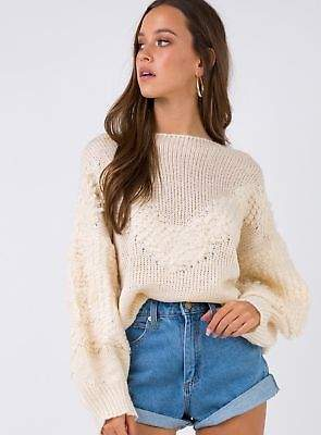 Munich Princess Polly New Women's Knit Jumper