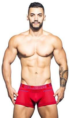Andrew Christian Men's Blow Mesh Boxer