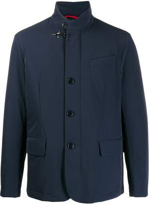 Fay lightweight fitted jacket
