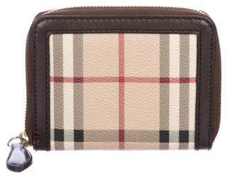 Burberry Horse Ferry Compact Wallet