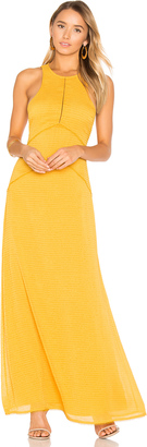 House of Harlow x REVOLVE Allegra Maxi Dress $228 thestylecure.com